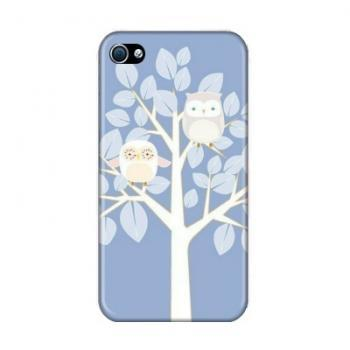 iPhone 4/4s case, iPhone 5 case, galaxy s2 case, galaxy s3 case, galaxy s4 case, galaxy note2 case, htc one x case - Owl Tree